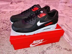 Détails sur Baskets Sneakers Nike Air Max 90 Vinyl Neuves En Boite UK10 US11 EUR45 Deadstock