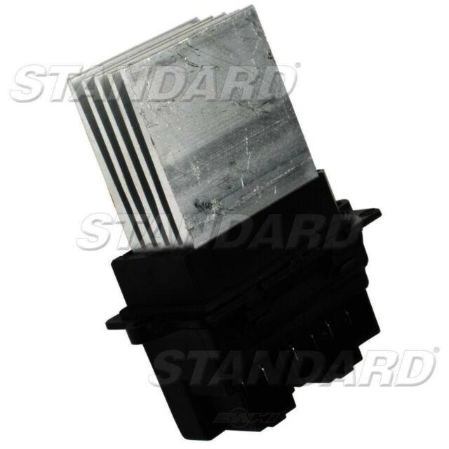 Hvac Blower Motor Resistor Front Standard Ru 638 For Sale Online Ebay