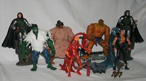 marvel-legends-series-2-2002-complete-set-regular-and-variants