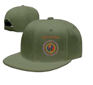 Custom-Grateful-Dead-Rock-Band-Steal-Your-Face-Baseball-Caps-Adjustable-Hats