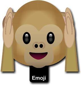 Emoji Props-Monkey Hear No Evil-afficher le titre d`origine f4KQJkpk-07215727-559478262