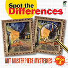 Spot the Differences: Art Masterpiece Mysteries Book 4 by Dover (Paperback, 2013)