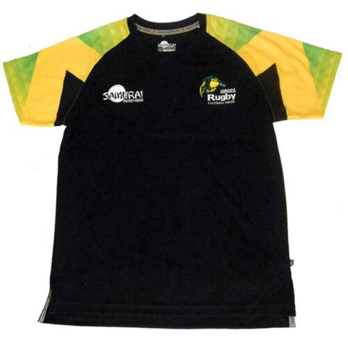 Samurai Jamaica 7/'s Training Shirt