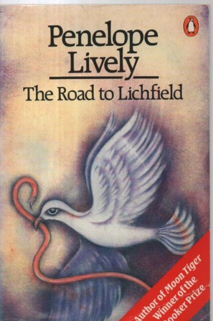 The Road To Lichfield by Penelope Lively (Paperback, 1983)