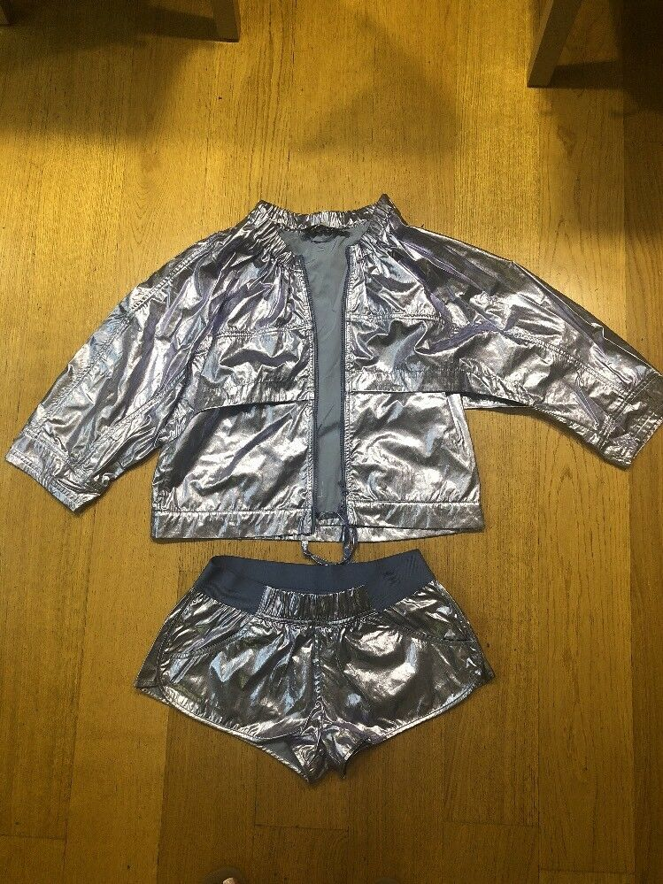 stella mccartney adidas Neon Rare Shorts And Jacket