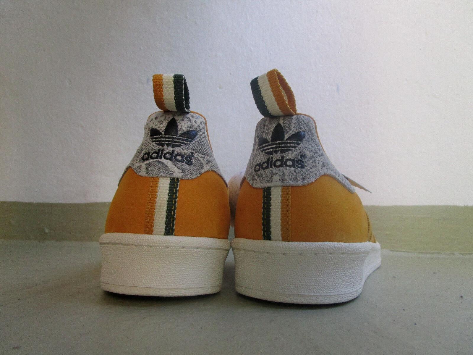 Adidas Campus Mustard/Weiß 80s 45 1/3 Originals Snakeskin Pack Mustard/Weiß Campus 81cf35