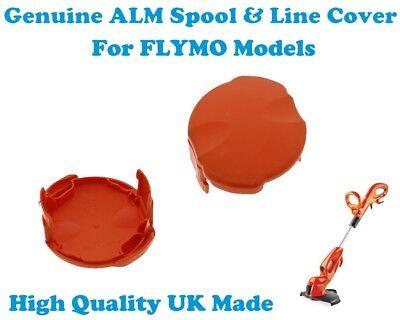 Genuine ALM Flymo Contour XT Contour 500 Strimmer Head Trimmer Spool Cover