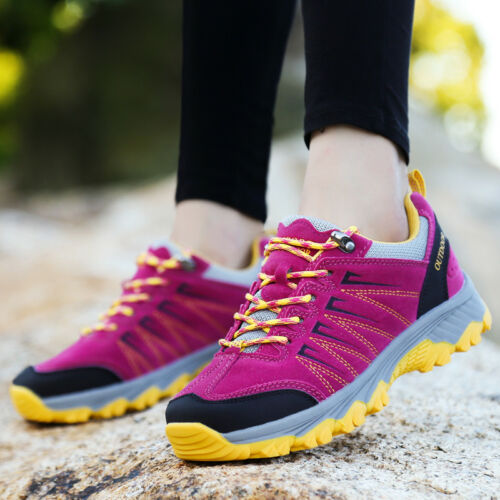 Herren Damen Trekkingschuhe Wanderschuhe Arbeitsschuhe Sneakers Outdoorschuhe