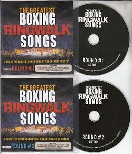 The-Greatest-Boxing-Ringwalk-Songs-UK-36-track-promo-test-2-CD-Kasabian-Oasis