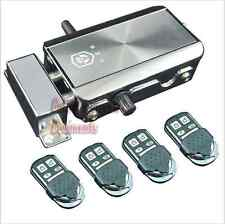 NSEE HXQ908 Automatic Gate Lock Remote Control Latch In-Outward Antenna Receiver