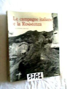LE CAMPAGNE ITALIANE E LA RESISTENZAA cura dell'Istituto Cervi  1995    (57A1)