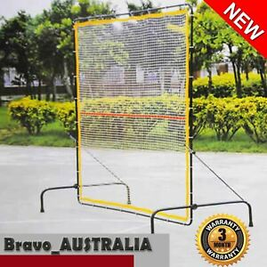 NEW-Large-Tennis-Rebound-Net-Coaching-Training-Aid-Practice-Playback-Net