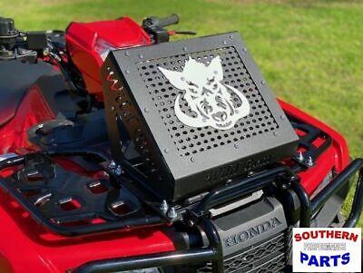 Radiator Relocation Kit for Honda Foreman /& Rubicon 520 Black Screen