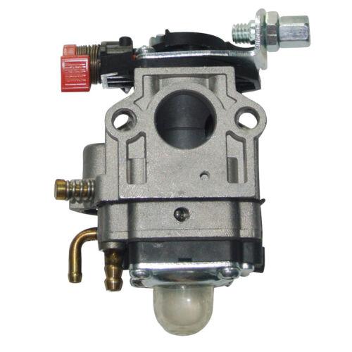 Carburateur pour Mitsubishi tl26 tu26 Réglage Carb avec système élévateur