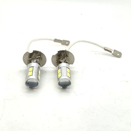 H3 DEL Foglight Ampoules DRL Lampe Indicateur de brouillard pour Vauxhall Astra Mk5 H Non Vxr