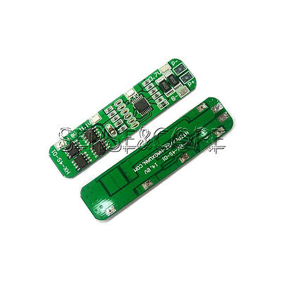 4S 6A Li-ion Lithium Batterie 3.7v 18650 Charger Battery Protection Board MOS