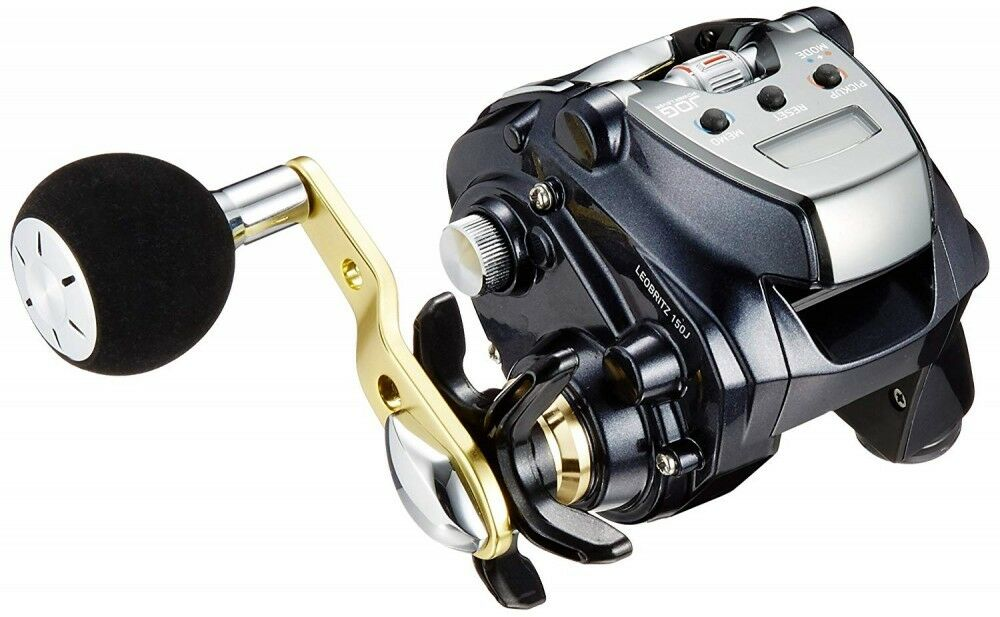 Daiwa Electric Reel 15 Leo Blitz 150 J Body Only Right Handle Fast Shipping
