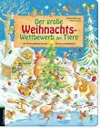 Der große Weihnachtswettbewerb der Tiere von Kristin Lückel (2015, Gebundene Ausgabe)