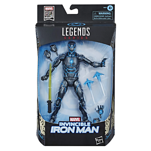 Hasbro-Marvel-Legends-Serie-6-034-Collectible-Actionfigur-Iron-Man-Toy