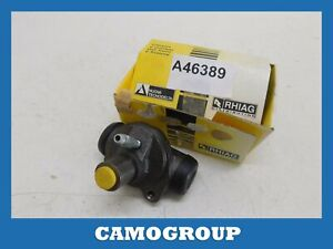Cylinder Rear Brake Rear Wheel Brake Cylinder Rhiag For Daily 85