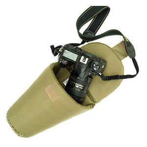 Waterproof DSLR SLR Camera Shoulder Bag Padded Insert Partition Case Cover Bag