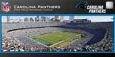 MASTERPIECES PANORAMIC NFL JIGSAW PUZZLE CAROLINA PANTHERS 1000 PCS FOOTBALL