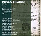 Mikolaj Zielenski: Opera Omnia, Vol. 6 - Offertoria totius Anni 1611 (CD, Oct-2011, Dux Records)