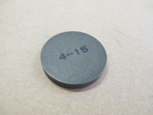 512 TR 4.15 # 117587 Ferrari 348 Tappet Pad // Valve Shim fits many