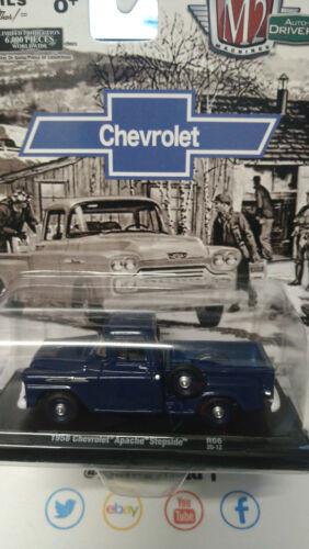ng99 M2 machines auto-drivers 1958 chevrolet apache stepside