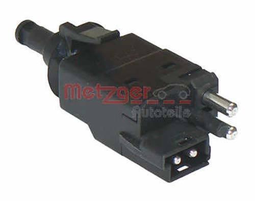 Metzger interruptor de luz de freno 0911040 para Mercedes