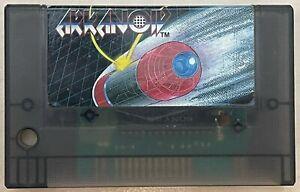 Taito Arkanoid MSX Game