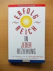 ERFOLGREICH-IN-JEDER-BEZIEHUNG-von-Roland-Arndt-TB-2000-NEUwertig
