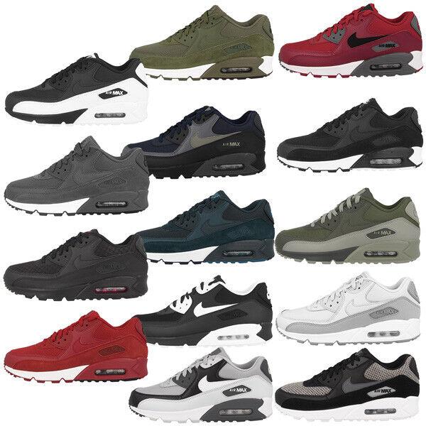 Nike Air Max 90 Essential Sneaker Freizeit Schuhe Classic BW Command OG 537384