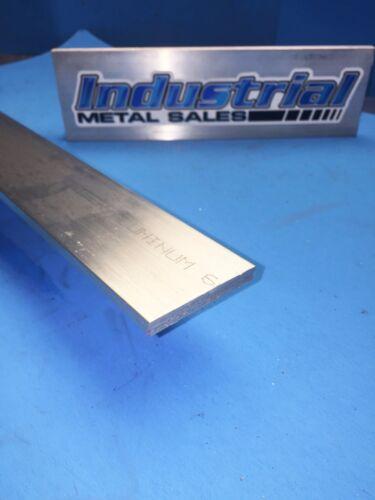 "1//4/"" x 1-3//4/"" 6061 T6511 Aluminum Flat Bar x 48/""-Long-/>.250/"" x 1.750/"" MILL STOCK"