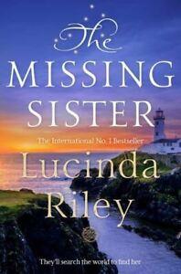 PRE-ORDER: The Missing Sister by Lucinda Riley