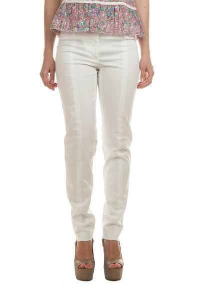 Patrizia Pepe  -  Pants - Female - White - 1882816A183606