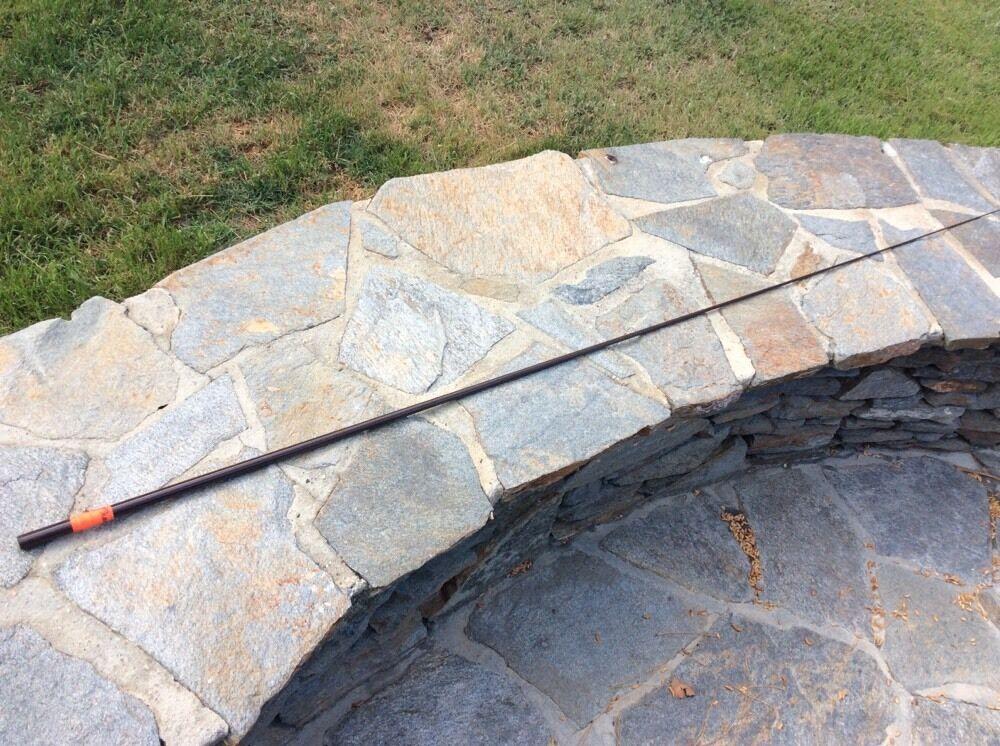 Sabre  marrón  120-5 1 2 S 5' 6  - Vidrio Varilla en blancoo-Viejo Nuevo Stock