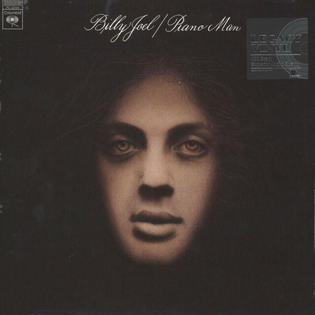 Billy Joel - Piano Man (Vinyl LP - 1973 - EU - Reissue)