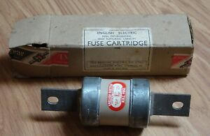 NEW ENGLISH ELECTRIC 300A 300 AMP TKM300A HRC BS 88 FUSE LINK