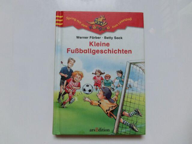 Kleine Sportgeschichten / Kleine Fußballgeschichten, gut !
