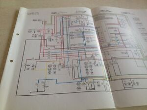 Details about Yamaha XV1900A (V)2006 XV1900 a XV 1900 Diagram Wiring on