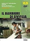 Rossini - The Barber Of Seville - Metropolitan Opera Orchestra (DVD, 2010)