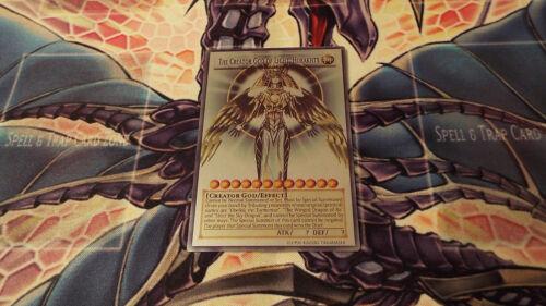 YUGIOH Custom Card Horakhty The Creator God of Light Orica