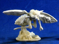 1 X Mouche Demon - Bones Reaper Figurine Miniature Jdr Rpg Fly Insect Wing 77259