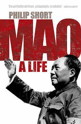 Mao: A Life, Short, Philip, Very Good Book