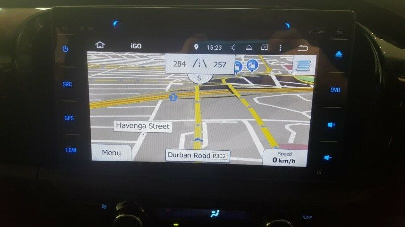 Toyota Fortuner 2018 Car Multimedia Navigation with Reverse Camera PH 0219484097