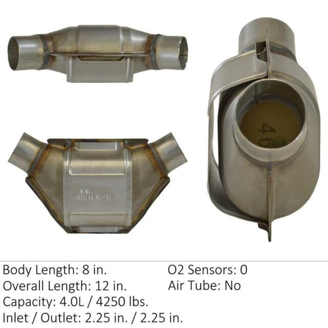 Catalytic Converter Fits  1997 1998 1999 2000 Ford Expedition 5 4l V8 Gas Sohc 4