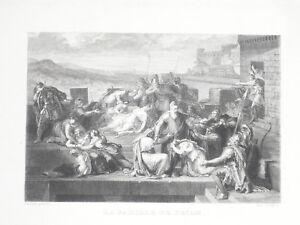 FAMILIA-PR-AMO-Garnier-GRABADO-CHINA-Bein-XIX-Siglo