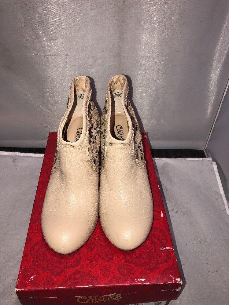 Carlos by Carlos Santana Women's Keller Boot size 6.5