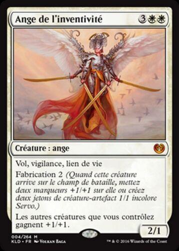 Mrm english angel of inventiveness-angel of invention mtg magic kld